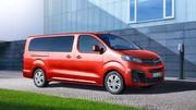 Prix Opel Zafira-e Life : jusqu'à neuf passagers en tout électrique