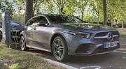 Essai Mercedes Classe A 250 e hybride rechargeable