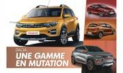 Dacia : une gamme en pleine mutation