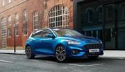 Ford Focus MHEV : booster électrique
