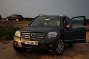 Essai Mercedes GLK : étoile montante