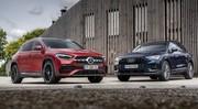 Essai comparatif : le Mercedes GLA (2020) défie l'Audi Q3