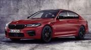 La BMW M5 restylée a des amortisseurs aux petits oignons