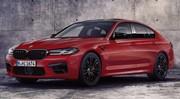 Restylage : un coup de eye-liner pour la BMW M5