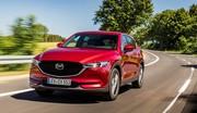 Un petit coup de jeune pour le Mazda CX-5