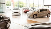 Marché automobile européen : une baisse de 25 % envisagée