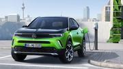 Opel Mokka : directement électrique