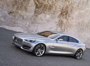 BMW CS abandonnée