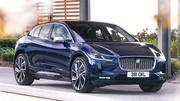 La Jaguar I-Pace rechargera et divertira plus vite