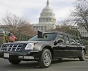 Obama hérite une Nation. Bonus : une Cadillac présidentielle
