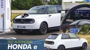 Essai Honda e : le test vérité sur son autonomie