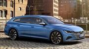 Volkswagen Arteon 2020 : un facelift, un shooting brake et des versions R et PHEV