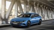 Volkswagen Arteon (2020) : un Shooting Brake en prime à l'occasion du restylage !