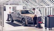Bentley Mulsanne : la reine tire sa révérence