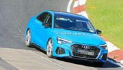 Audi S3 2021: Les premières photos sans camouflage