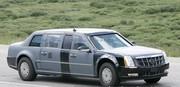 La future limousine du Président Obama