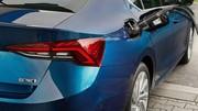 Škoda Octavia G-Tec : au gaz naturel