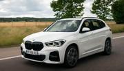 Essai mesuré du BMW X1 xDrive 25e hybride rechargeable