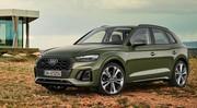 L'Audi Q5 s'offre une cure de jouvence