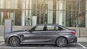BMW Série 3 (2021) : la version 100% électrique en préparation