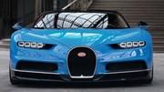 Bugatti : Une Chiron décapotable ?