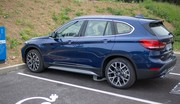 Essai BMW X1 hybride xDrive25e : consommations, autonomie