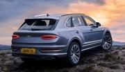 Bentley Bentayga : gros restylage