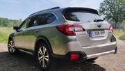 Essai Subaru Outback 2.5i