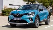 Essai Renault Captur E-Tech Plug-in Hybride : champion branché