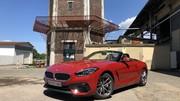 Essai vidéo BMW Z4 (2020) : Supra cool