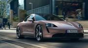 La Porsche Taycan propulsion débute sa carrière en Chine
