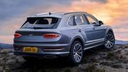 Le SUV Bentley Bentayga s'offre un important restylage