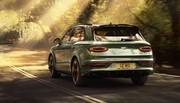 Bentley Bentayga : évolutions en mode majeur