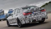 Les BMW M3 et M4 sont en approche, avec une boîte manuelle !