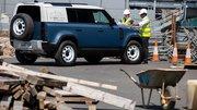 Land Rover Defender : voici la version « Hard Top », plus abordable et taillée pour les pros !