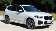 Essai BMW X3 30e : que vaut le premier X3 hybride rechargeable ?