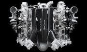 Voici le nouveau V6 - 3.0 litres biturbo de la Maserati MC20 !