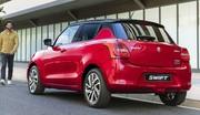 Suzuki Swift 3 2020 : Une évolution en douceur