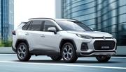 Suzuki Across : le clône du Toyota RAV4 à l'approche
