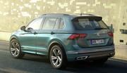 Volkswagen Tiguan : restylage avec hybride et sportive