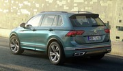 Volkswagen Tiguan Facelift 2020 : Lifting, hybride rechargeable et sportif