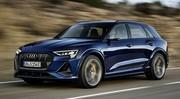 Audi e-tron S : trois moteurs électriques pour près de 1.000 Nm !