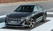 Les Audi e-tron S et e-tron S Sportback arrivent avec plus de 500 chevaux !
