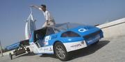 SolarTaxi : Le tour du monde au soleil