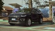 Prix Jeep Compass 4xe : l'hybride rechargeable à partir de 43 000 €