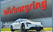 Essai extrême Porsche Taycan Turbo S : une électrique au Nürburgring !