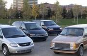 Chrysler : les 25 ans du Voyager