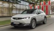 Essai Mazda MX-30 (2020) : le nouveau SUV 100 % électrique de Mazda