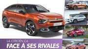 La Citroën C4 (2020) face à ses rivales