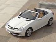 Un moteur diesel dans la prochaine Mercedes SLK ?